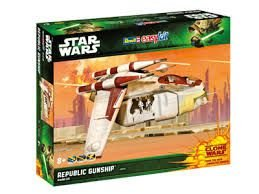 REPUBLIC GUNSHIP (CLONE WARS