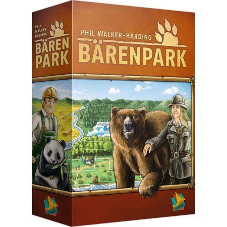 Barenpark - Jogo de Tabuleiro