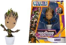 "METALS - GUARDIANS OF THE GALAXY 4"" - GROOT"