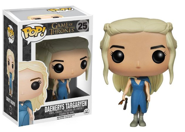 Funko - Game of Thrones - Daenerys Targaryen