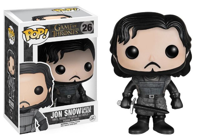 Funko - Game of Thrones - Jon Snow Castle Black