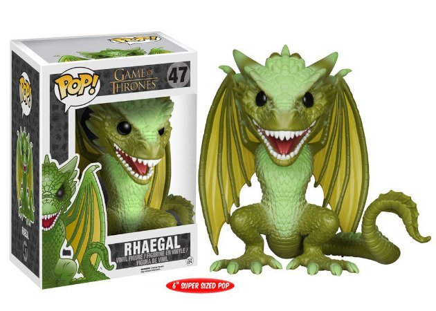 Funko - Game of Thrones - Rhaegal