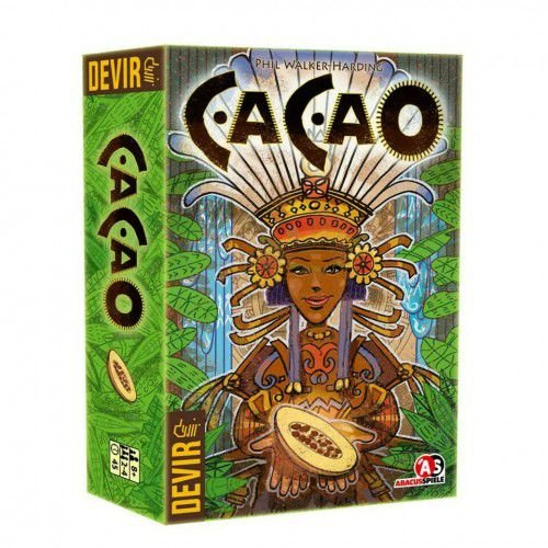 Jogo de Tabuleiro Cacao