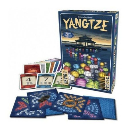 Jogo de Tabuleiro Yanftze