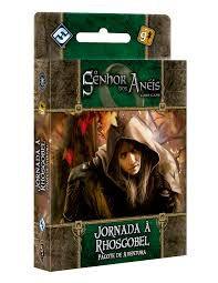Jornada a Rhosgobel - Pacote de Aventura, O Senhor dos Aneis: Card Game