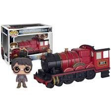 Harry Potter com Transporte (Hogwarts Express Engine)