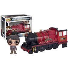 Harry Potter com Transporte (Hogwarts Express Engine)