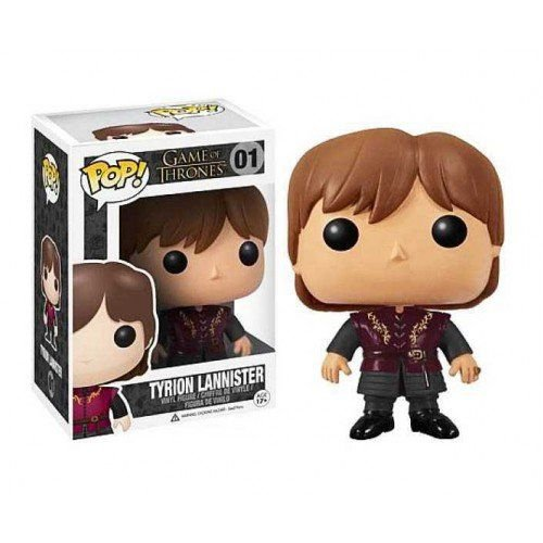 Funko - Game of Thrones - TIRYON LANNISTER 01