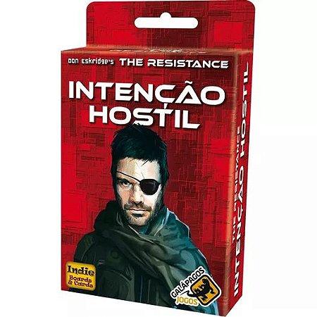 Intenção Hostil - Expansão, The Resistance
