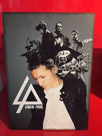 Quadro 30x20cm - Linkin Park