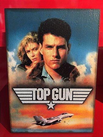 Quadro 30x20cm - Top Gun