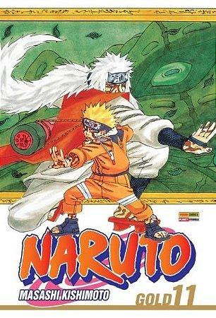 Naruto - Série Gold 11