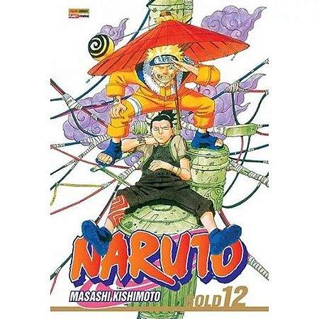 Naruto - Série Gold 12