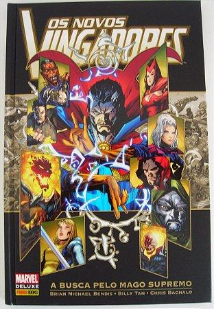 Os Novos Vingadores - A Busca pelo Mago Supremo