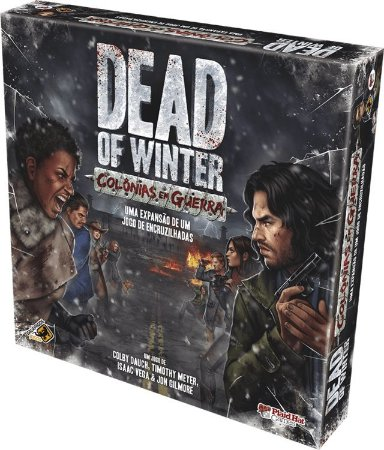 Colonias em Guerra - Expansao, Dead of Winter