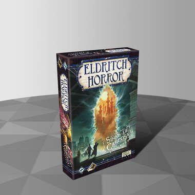 Eldritch Horror  Expansao - Sinais de Carcosa