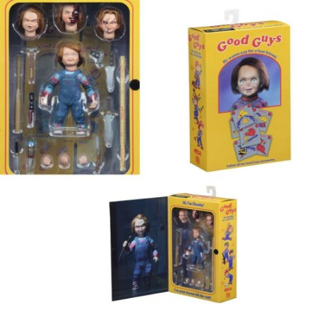 "Ultimate Chucky - 7"" Action Figure"