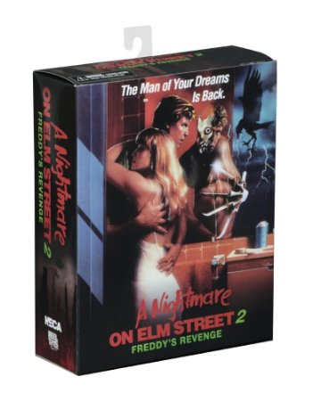 "Nightmare on Elm Street Part 2 Ultimate Freddy - 7"" Action Figure"