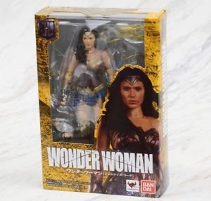 Justice League Wonder Woman - S.H.Figuarts