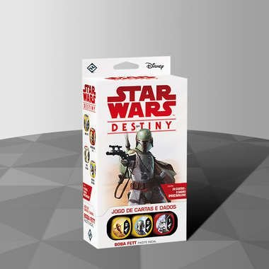 Star Wars Destiny - Boba Fett, Pacote Inicial
