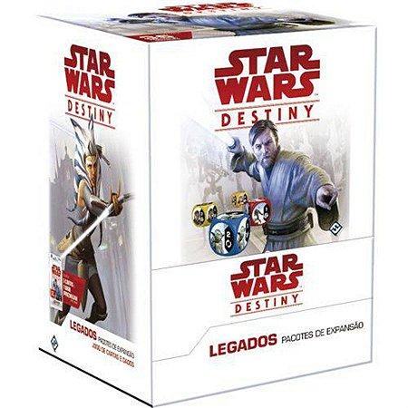 Star Wars Destiny - Legados, Pacote de Expansao
