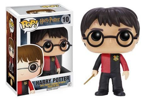 Funko - HARRY POTTER TRIWIZARD