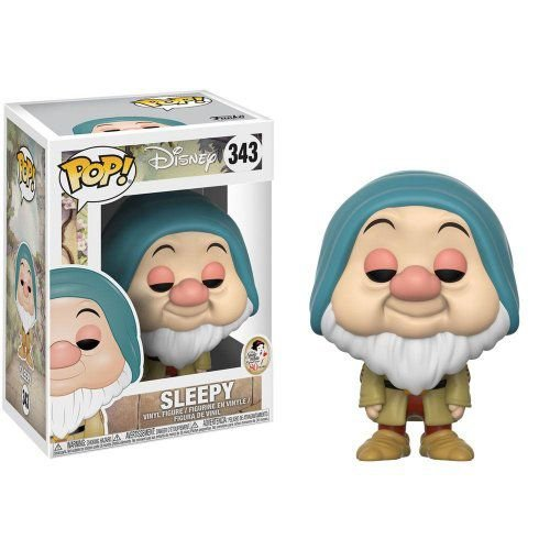 FUNKO -  POP SNOW WHITE SLEEPY