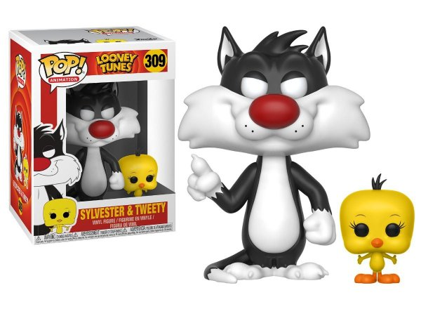 FUNKO -  POP SYLVESTER AND TWEETY