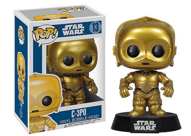 FUNKO - POP VINYL - C 3PO