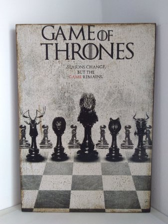Quadro 30x20cm - GAME OF THRONES