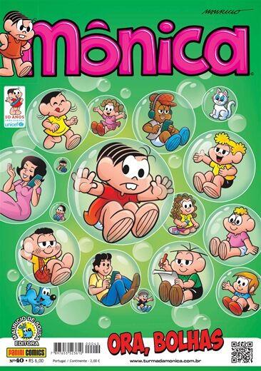 Gibi da Mônica - Edição 40