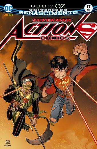 Action Comics: Renascimento - Edição 17
