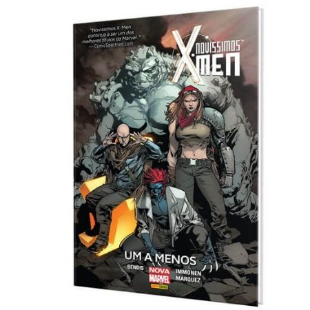 Novissimos X-Men: Um a Menos