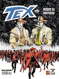 Tex 585 : Homens da Montanha