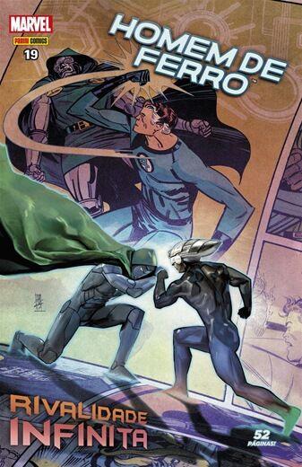 Homem de Ferro - Edição 19
