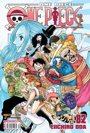 One Piece - Edição 82
