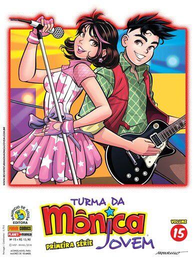 Turma da Mônica Jovem - Volume 15 - Primeira Série