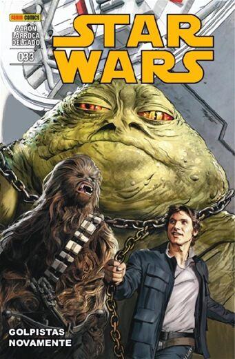 Star Wars - Edição 33: Golpistas Novamente