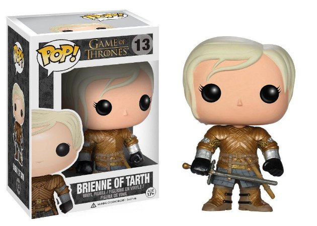 GOT Brienne of Tarth - POP Vinyl