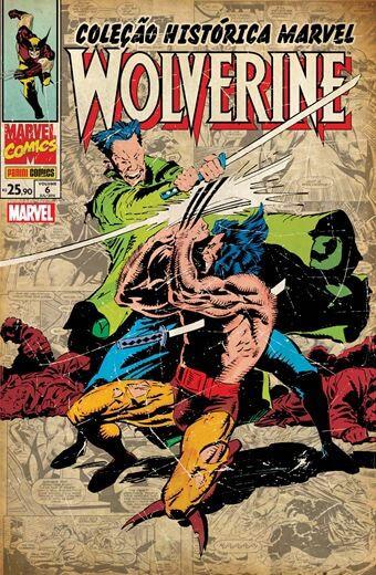 Coleção Histórica Marvel - Volume 6 Wolverine