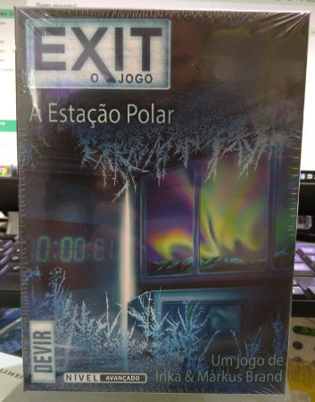 EXIT A ESTACAO POLAR