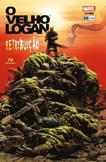 O Velho Logan - Edição 26 Retribuição