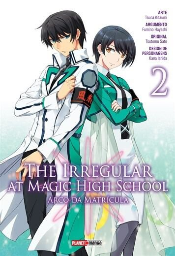 The Irregular at Magic High School - Edição 2
