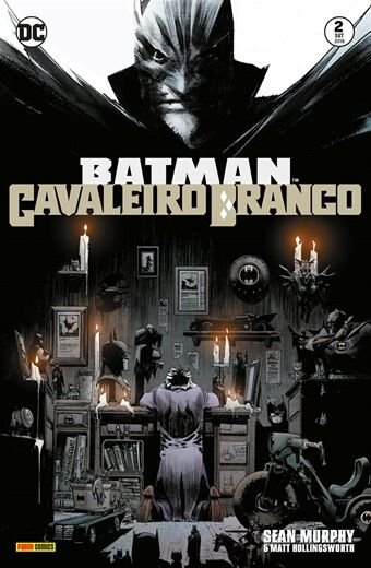 Batman: Cavaleiro Branco Edição 2