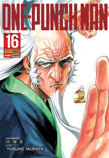 One Punch Man - Edição 16