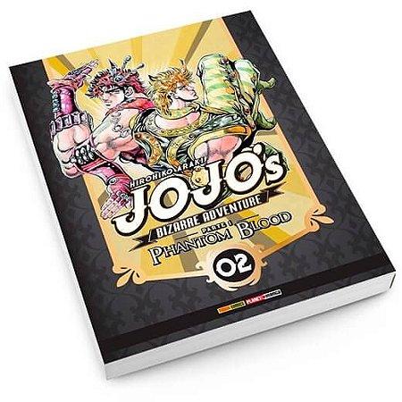 Jojo's: Bizarre Adventure - Edição 2