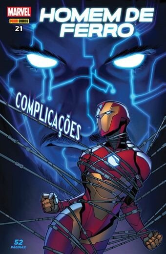 Homem de Ferro - Edição 21 Complicações
