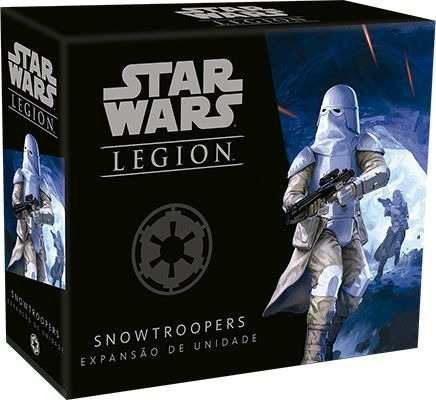 Wave 1 - Snowtroopers - Expansao de Unidade, Star Wars Legion