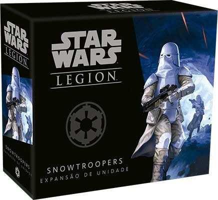 Wave 1 - Snowtroopers - Expansao de Unidade, Star Wars Legion