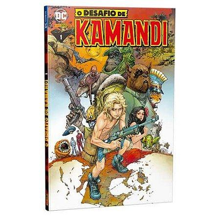 O Desafio de Kamandi - Edição 1